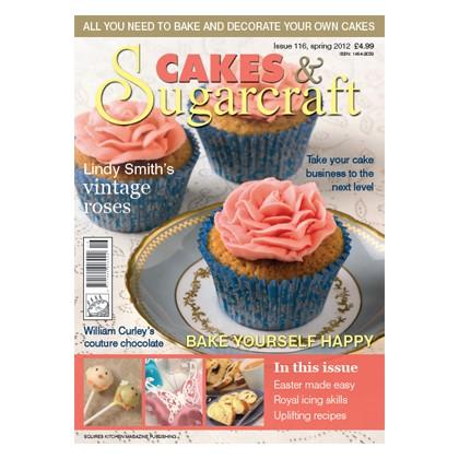 Cakes & Sugarcraft 116 Spring 2012