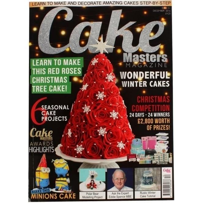 Cake Masters - December 2016