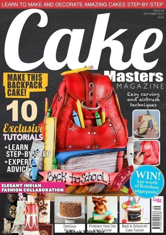 Cake Masters - September 2017