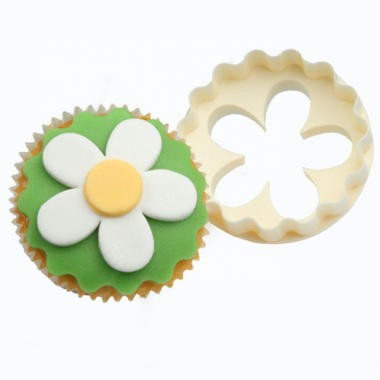 FMM Double Sided Cup Cake Cutter Blossom