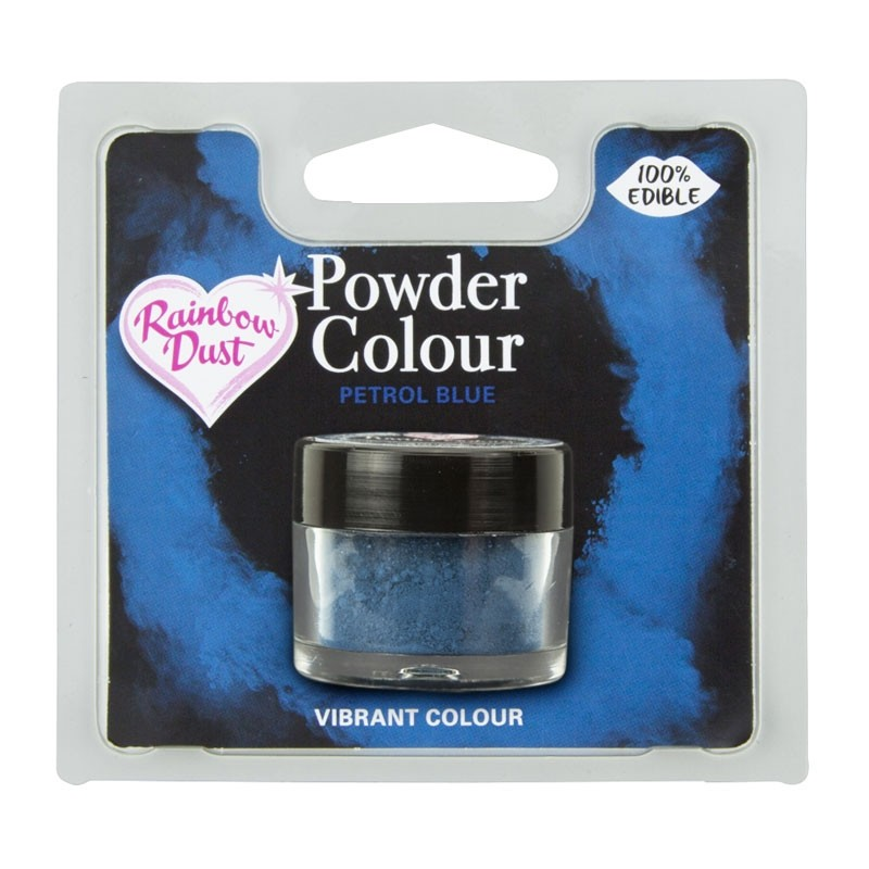RD Powder Colour - Petrol Blue