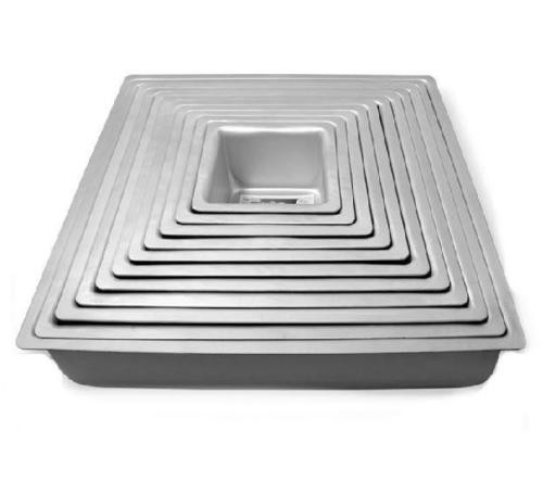 PME Deep Square Cake Pan - complete set