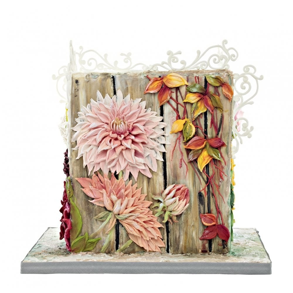 "Gastworkshop Claudia Prati - Masterclass ""Autumn"" (aanbetaling)"