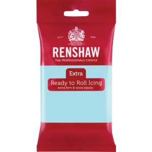 Renshaw Rolfondant Extra 250g -Duck Egg Blue