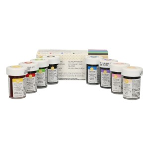 Wilton Icing color kit 8 x 28gr