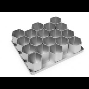 Alan Silverwood Mini Hexagon Pan 5cm