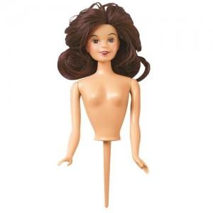 Wilton Teen Doll Pick - Brunette