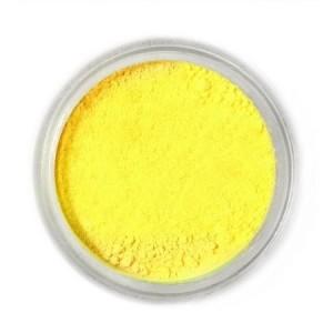 Fractal Colors - FunDustic® Edible Food Dust - Lemon Yellow