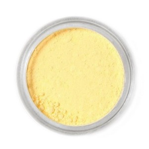 Fractal Colors - FunDustic® Edible Food Dust - Light Yellow