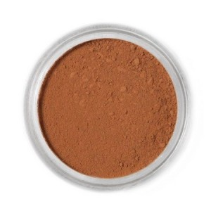 Fractal Colors - FunDustic® Edible Food Dust - Milk Chocolate