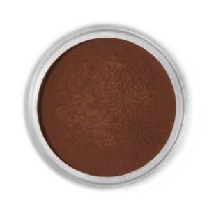 Fractal Colors - FunDustic® Edible Food Dust - Dark Chocolate