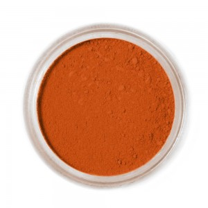 Fractal Colors - FunDustic® Edible Food Dust - Terracotta
