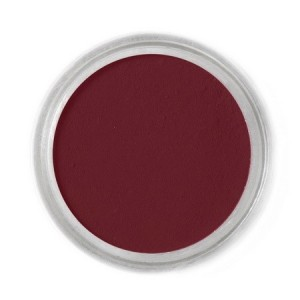 Fractal Colors - FunDustic® Edible Food Dust - Deep Claret