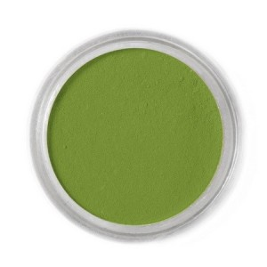 Fractal Colors - FunDustic® Edible Food Dust - Moss Green