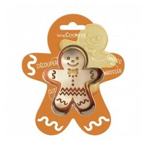 ScrapCooking, Gingerbread, man, koekje