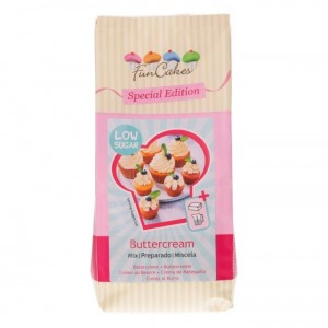 FunCakes Mix voor Botercrème - Low Sugar - 400g