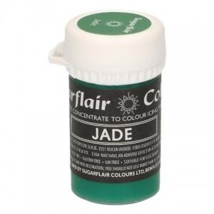 jade, pastel, sugarflair