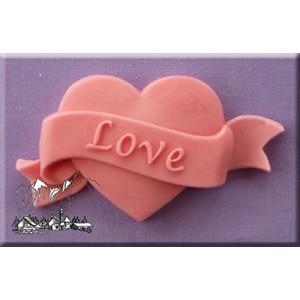 Alphabet Moulds - Love Heart