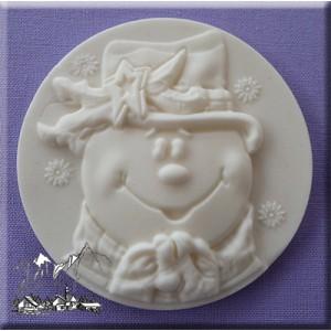Alphabet Moulds - Snowman