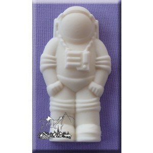Alphabet Moulds - Astronaut