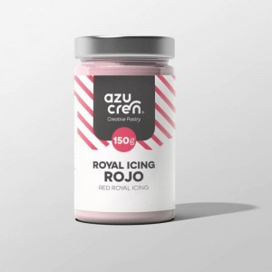 Azucren Royal Icing Red - 150gr