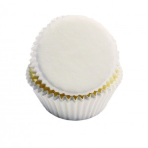 PME White Mini Baking Cases Pk/100