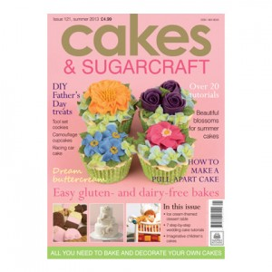 Cakes & Sugarcraft 121 Summer 2013