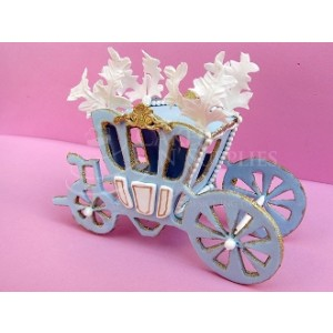 Cakes N' Supplies by Ximena - Royal Carriage