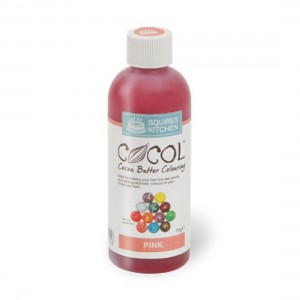 SK Professional COCOL Chocolate Colouring 75g Pink