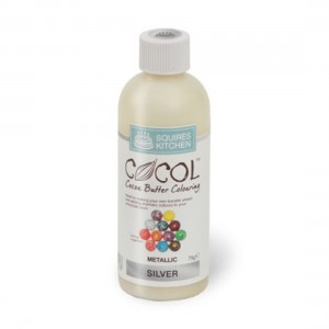 SK Professional COCOL Chocolate Colouring 75g Silver