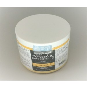 SK Professional Food Colour Dust Sunflower 35g
