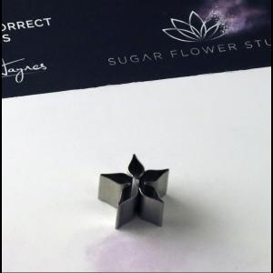 Blackberry Calyx Botanically Correct Small Cutter