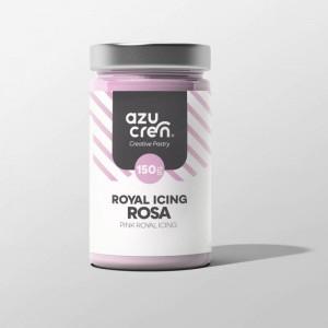 Azucren Royal Icing Pink - 150gr