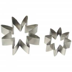 PME Daisy  8 Flower/petal cutter S