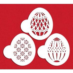 Designer Stencils Faberge Easter Egg