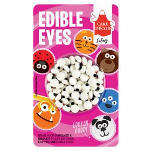 Cake Décor Edible Eyes - Suikeroogjes