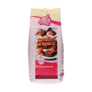 FunCakes Mix voor Cake Brownie 1 kg