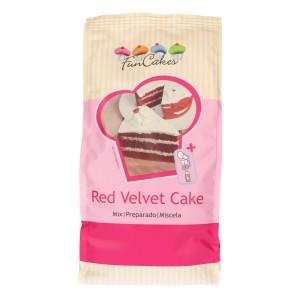 FunCakes mix voor Red Velvet Cake 1kg