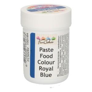 FunCakes FunColours Paste Food Colour - Royal Blue 30g
