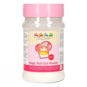 FunCakes Magic Roll-Out Powder (Uitrolpoeder) 225g
