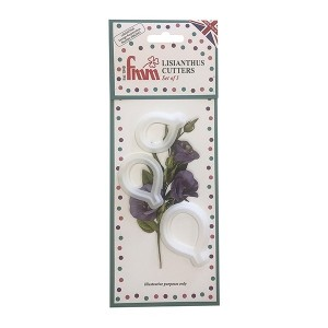 FMM Lisianthus Cutters set of 3