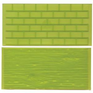 FMM Impression Mats 1 Gemetselde muur / Boomnerf