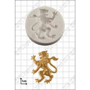 FPC Rampant Lion (Left) Silicone Mould