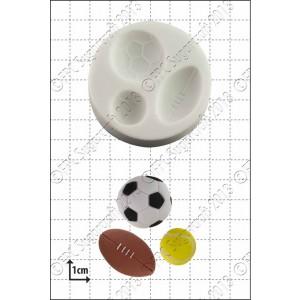 FPC Sport Balls Silicone Mould