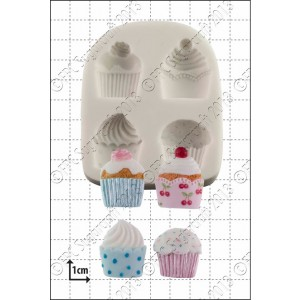 FPC Cupcakes Silicone Mould