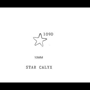 star, ster, calyx