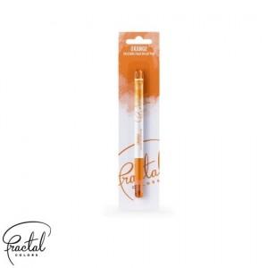 Fractal Colors - Calligra Food Brush Pen - Orange