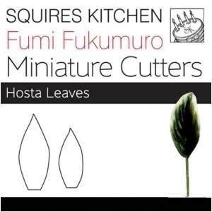 Fumi Fukumuro Miniature Hosta Leaves