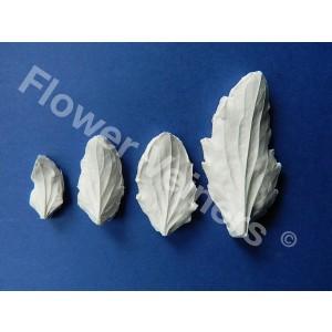 Flower Veiners Viola Pansy Leaf set