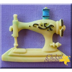 Alphabet Moulds Sewing Machine by GSA